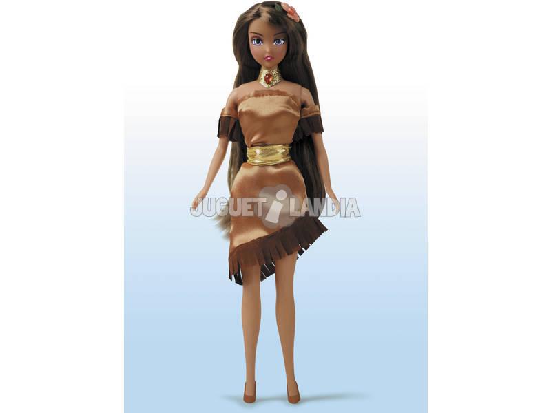 Princesa 29 cm. Pocahontas