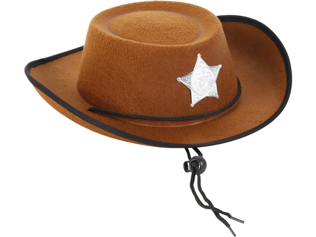 Sombrero Sheriff Niño