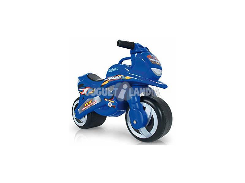 Correpasillos Moto Tundra Azul Injusa 195