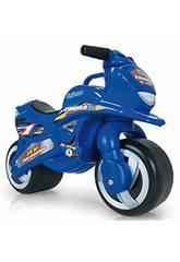 Correpasillos Moto Tundra Azul 18 Meses Injusa 195