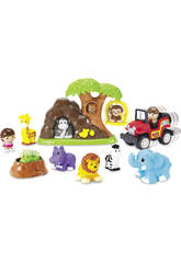 Playset Safari con Sonidos