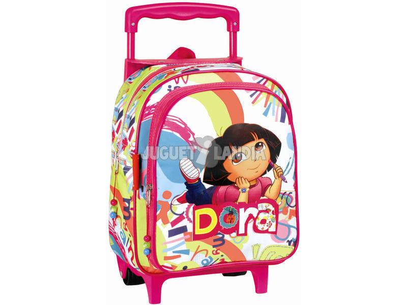 Trolley crèche Dora Paint