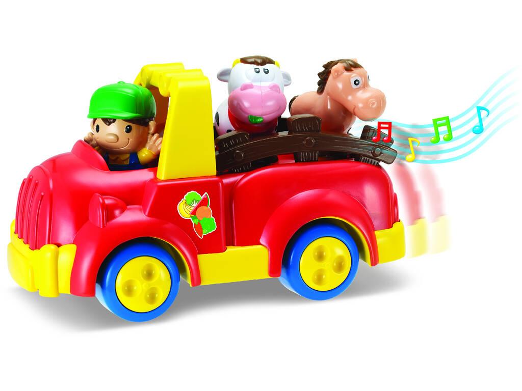 Camião da Quinta Feliz