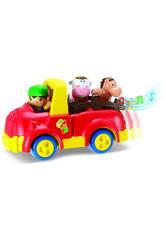 Camion de la Granja Feliz