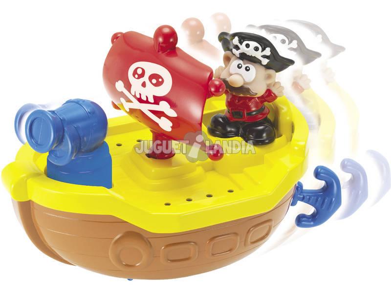 Barco Pirata Corda