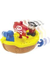 Barque Pirate Corde