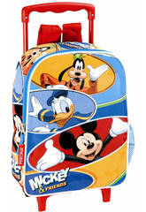 Carro Infantil Mickey Cartoon