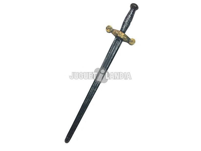 Espada Cavaleiro 74 cm. con Estojo