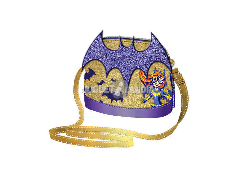Super Hero Girls Bolsa Moon Bat Girl K-Racter Mania 93936