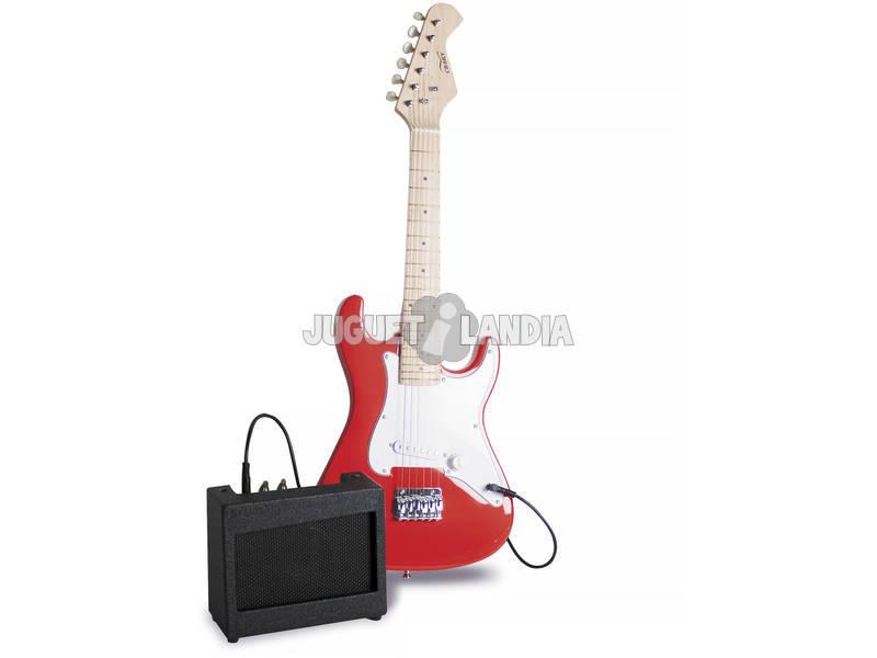 Guitarra 80 cm. con Amplificador
