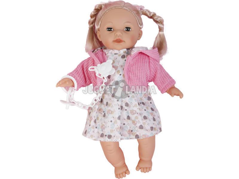 Bambola 30 cm con Ragazza dei suoni
