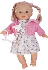 Puppe 30 cm. mit Soundeffekten Mädchen