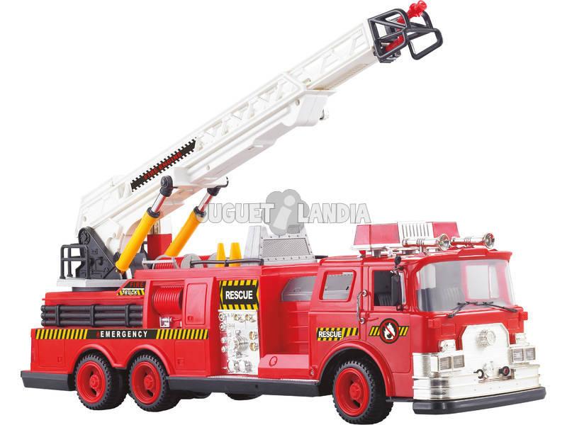 Camión de Bomberos 53 cm.