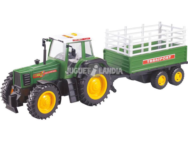 Tractor con Remolque