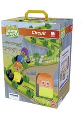 Super Blocks Circuit Miniland 32344