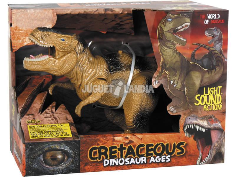 Tiranosaurio Andador 32 cm.