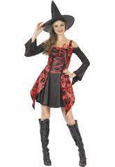 Costume Strega Donna M