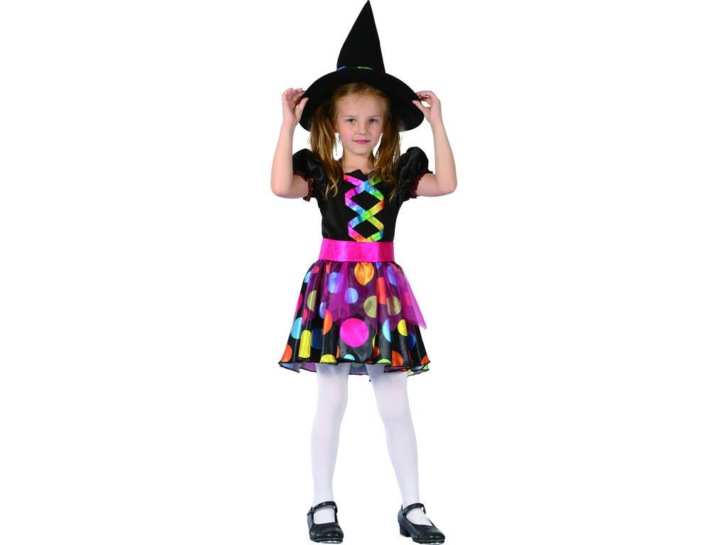 Disfraz Bruja Bonita Niña Talla XL