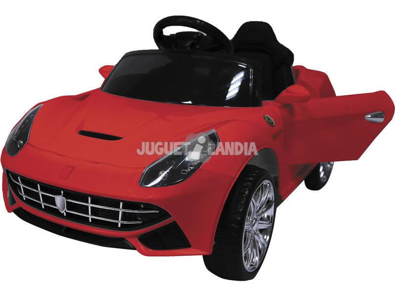 acheter voiture sportive radio control avec lumi re et musique 6v juguetilandia. Black Bedroom Furniture Sets. Home Design Ideas
