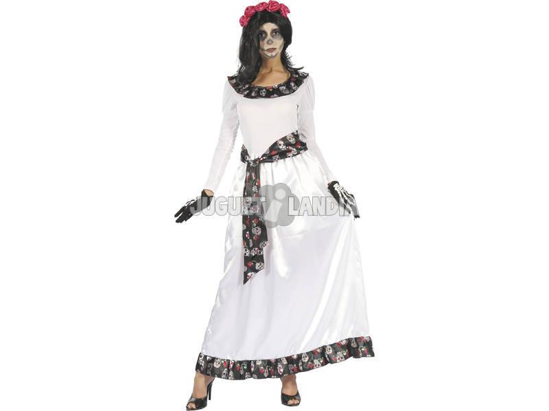 Fantasia Adulto M Noiva Morta