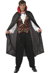 imagen Disfraz Vampiro Hombre Talla L