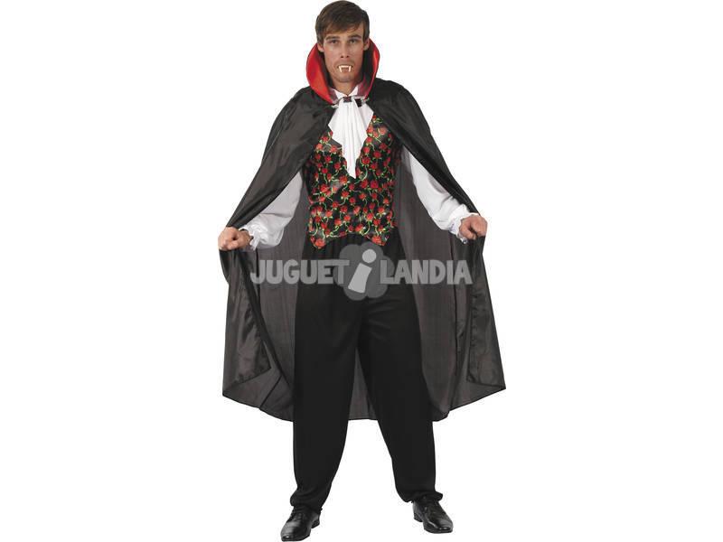 Fantasia Vampiro Homem Tamanho XL