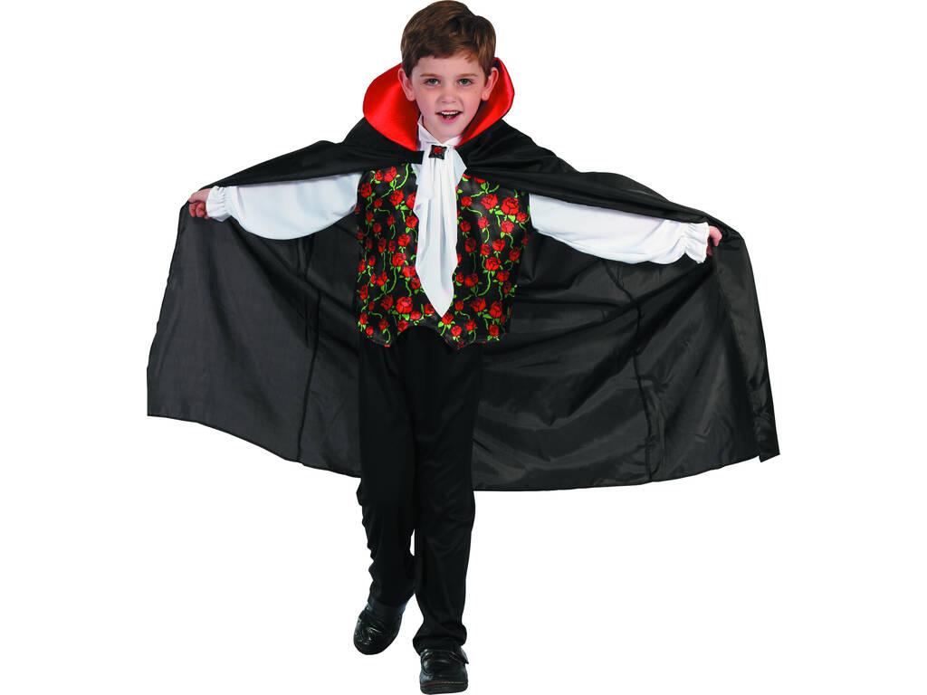 Costume Vampiro Rose Ragazzo XL