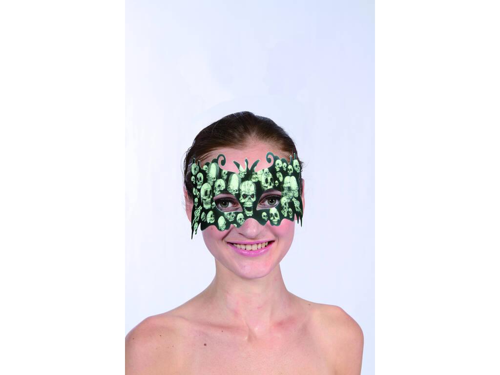 Máscara Fantasia Caveiras
