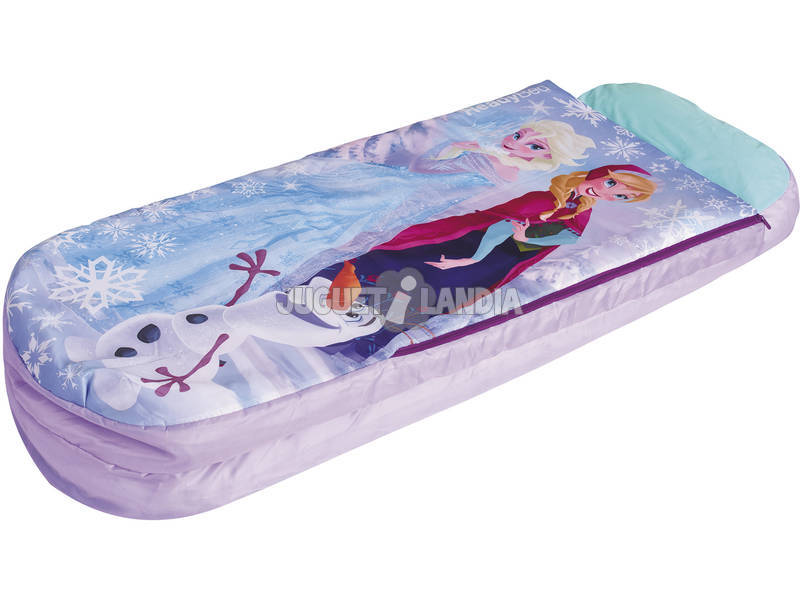 Frozen Cama Hinchable Junior