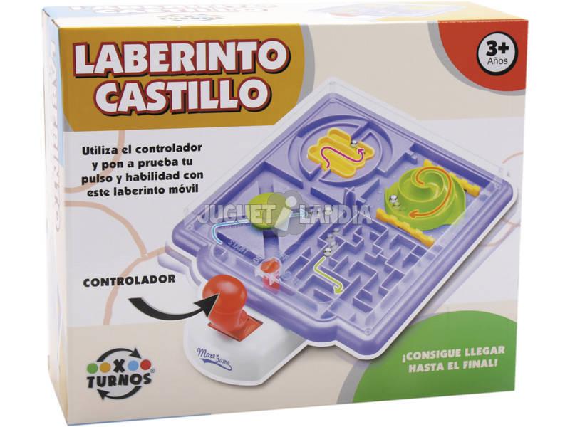 Laberinto castillo Morado