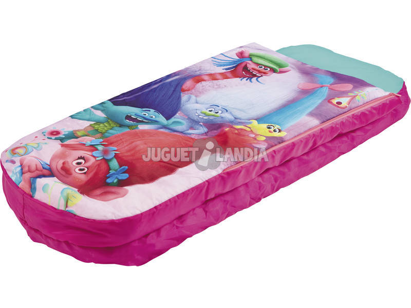 Trolls Cama Hinchable Junior