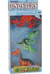 Dinosaures Diver Set 3 Unités
