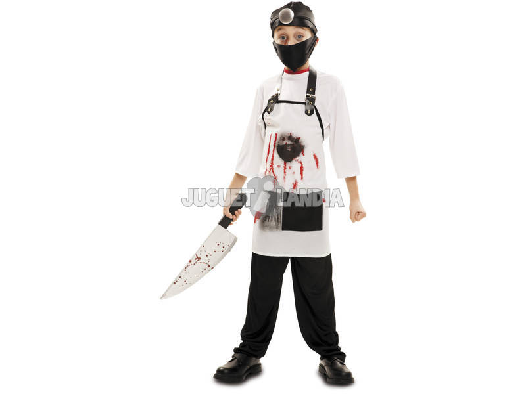 Disfraz M Niño Doctor Killer