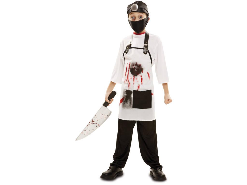 Disfarce M Menino Doctor Killer