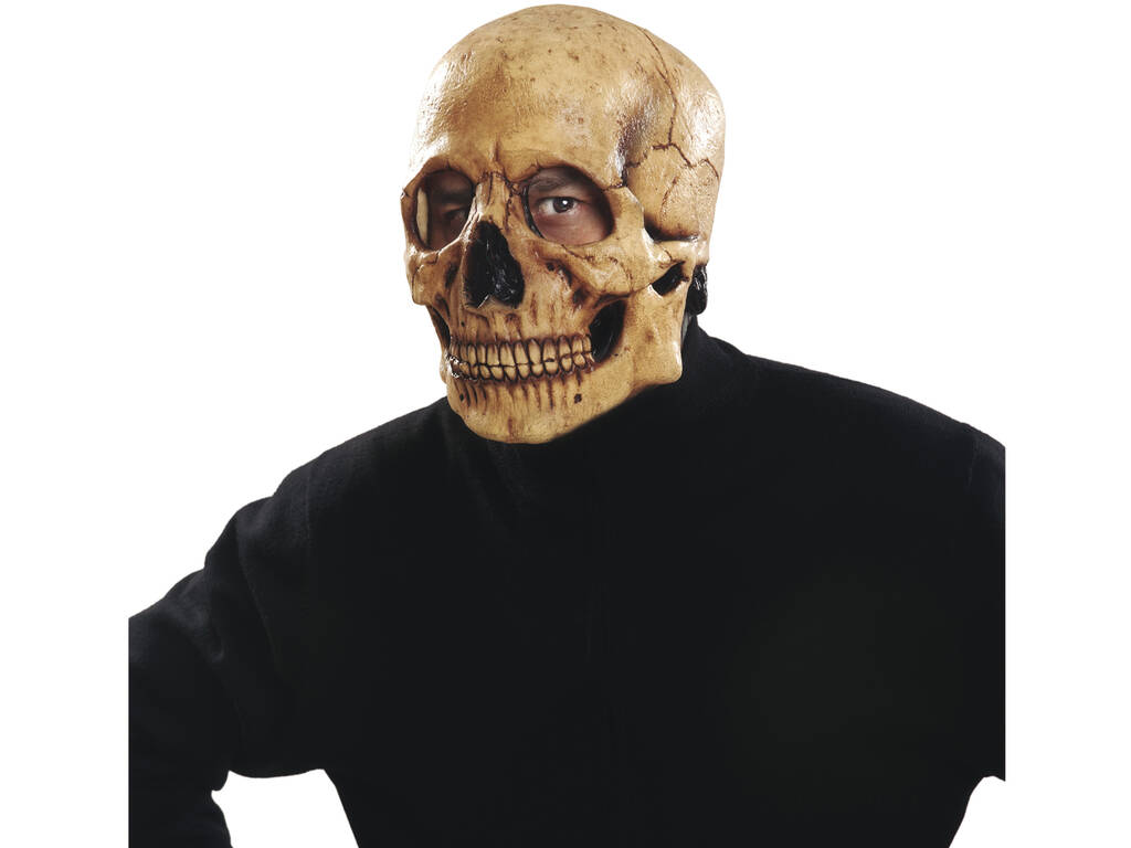 Máscara Única de Cránio