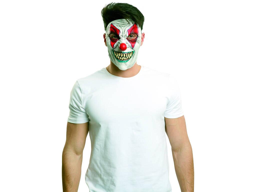 Máscara Palhaço Diabólico