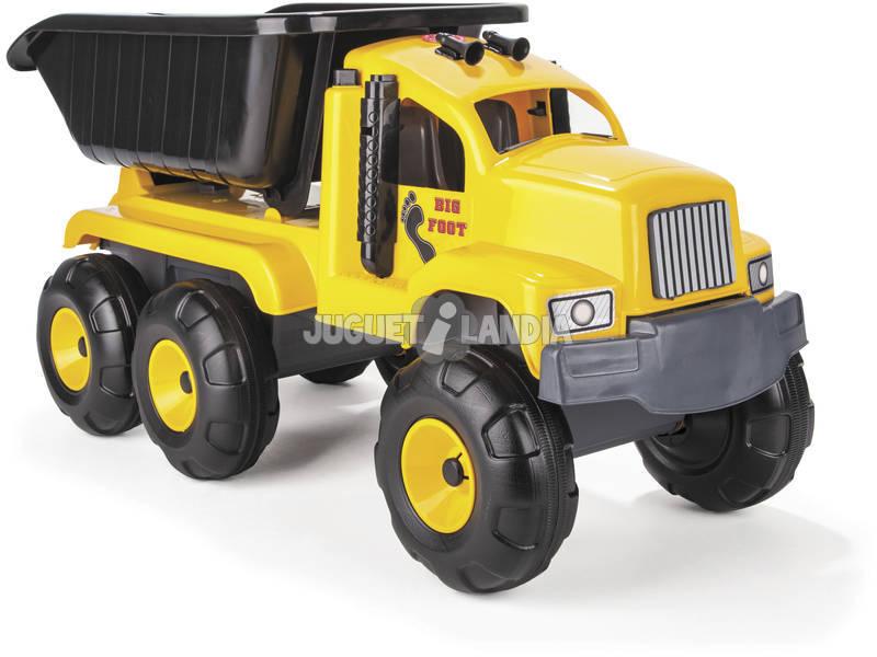 Mega Camião 90cm. Basculante Foot Truck cm Som
