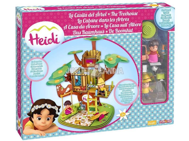 Heidi Casa da Árvore Famosa 700012931