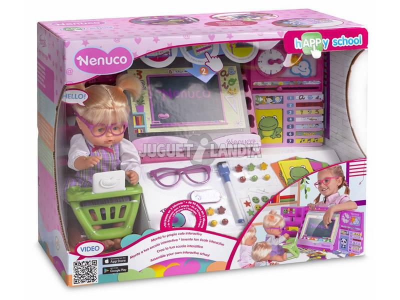 Nenuco Happy School Famosa Con Accesorios 30cm Famosa 700013101