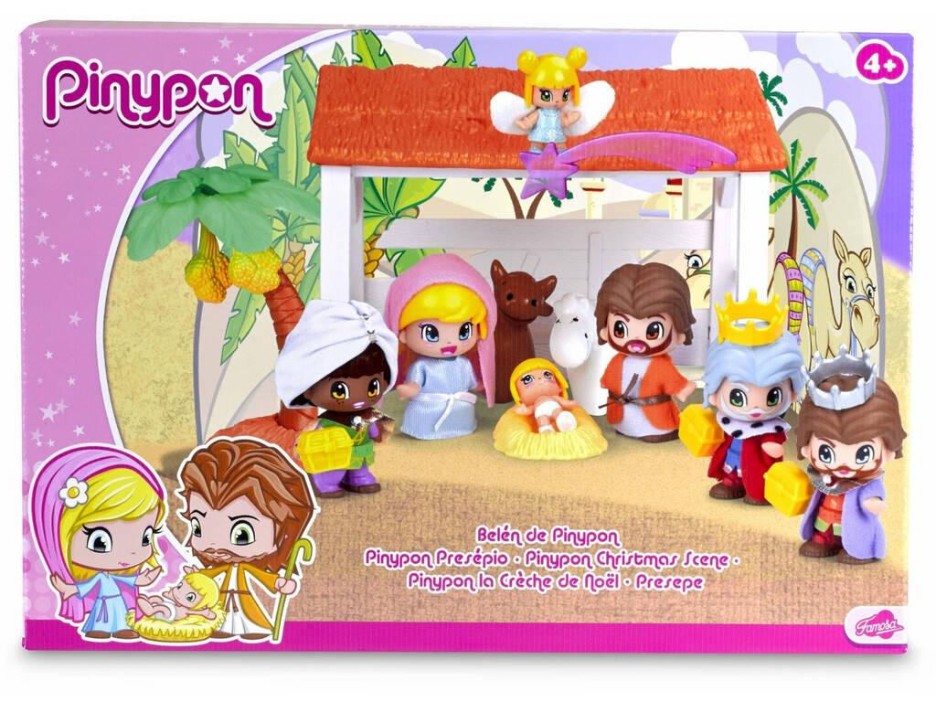 Bonecas PinyPon Belém com Acessórios Famosa 700013091