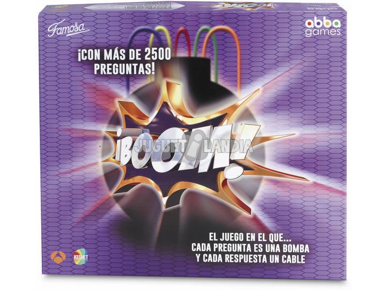 Jogo de Tabuleiro Boom Famosa 700013151
