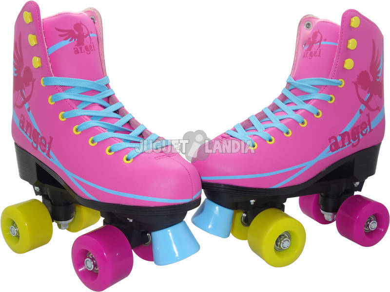 Patines Angel 4 Ruedas Tallas 37-38
