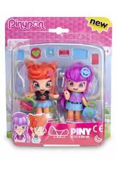 Pin y Pon Piny Compañeras de Clase