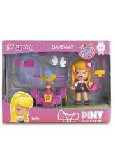 Pin y Pon Piny Dareway Figura 8cm Con Accesorios Surtido Famosa 700012963