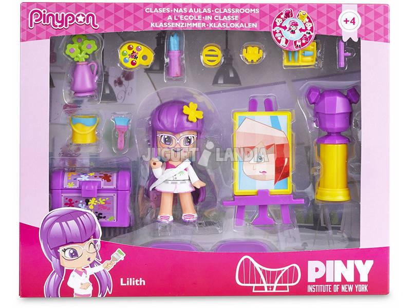 Pin y Pon Piny Clases Figura 8cm Con Accesorios Surtido Famosa 700012918