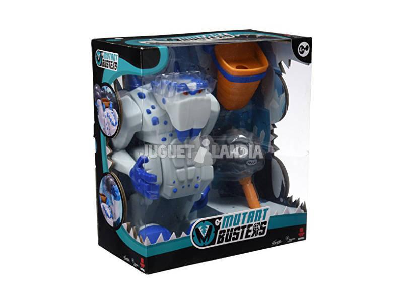Figura Mutant Busters la Roca 24x13cm Famosa 700012148