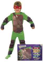 Déguisement Enfant Tortue Ninja T-M