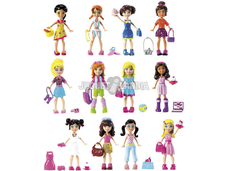Polly Pocket Cajitas