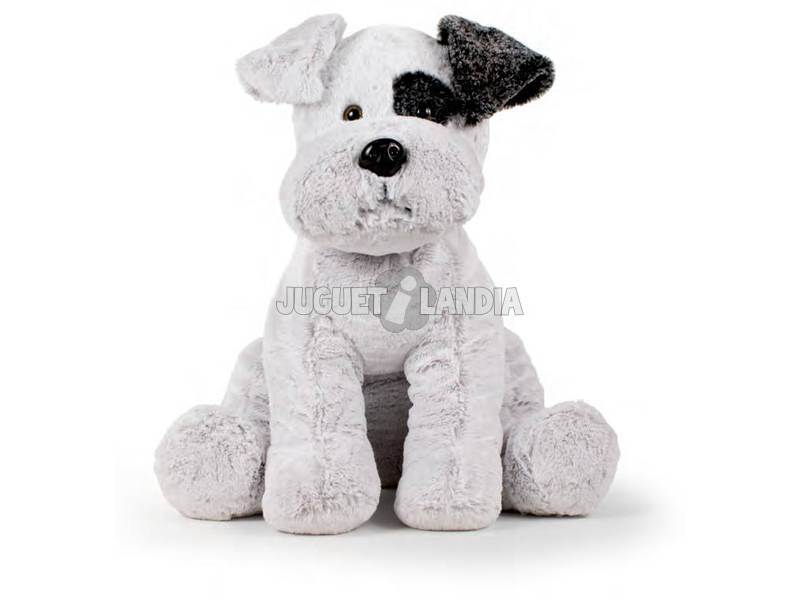 PelucheCão Terrier 80 cm. Famosa 860002681