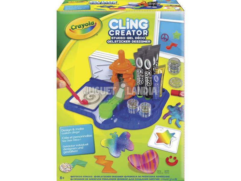 Crayola de Cera Cling Creator